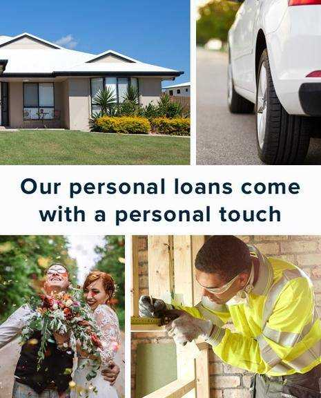 The second possibility: the personal loan